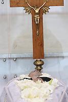 SAO PAULO, SP, 25.07.2013 - VELORIO MUSICO DOMIGUINHOS - O sanfoneiro José Domingos de Moraes, o Dominguinhos, é velado na Assembleia Legislativa de São Paulo, na zona sul da capital, na manhã desta quarta-feira (24). Dominguinhos morreu no final da tarde de ontem no Hospital Sírio Libanês, onde estava internado desde janeiro para tratar das complicações de um câncer no pulmão. Foto: Vanessa Carvalho / Brazil Photo Press
