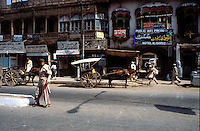 Pakistan  Peshawar  1986..Old City..