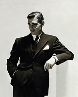 Clark Gable<br /> *Filmstill - Editorial Use Only*<br /> CAP/MFS<br /> Image supplied by Capital Pictures