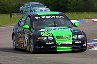 Round 3 of the 2002 British Touring Car Championship. #12 Warren Hughes (GBR). MG Sport & Racing. MG ZS.