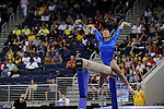 21 APR 2012:  Marissa King of the University of Florida during the Division I Women's Gymnastics Championship held at the Gwinnett Center Arena in Duluth, GA. Joshua Duplechian/NCAA Photos