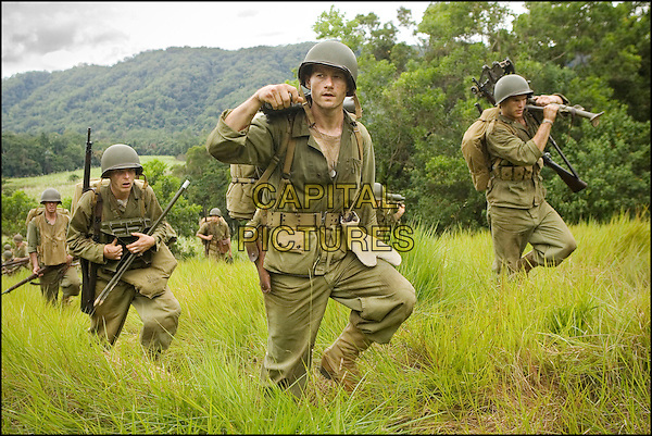 JAMES BADGE DALE & JOSHUA HELMAN.in The Pacific.*Filmstill - Editorial Use Only*.CAP/FB.Supplied by Capital Pictures.
