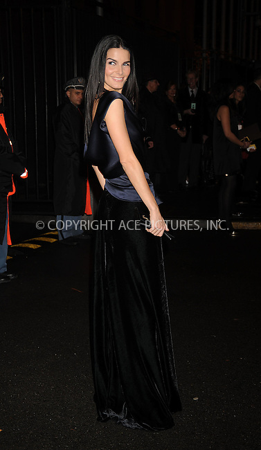 """WWW.ACEPIXS.COM . . . . .  ....February 6 2008, New York City....Actress Angie Harmon  arriving at """"A Night to Benefit Raising Malawi and UNICEF"""" hosted by Madonna and Gucci at theUnited Nations in midtown Manhattan.....Please byline: KRISTIN CALLAHAN - ACEPIXS.COM..... *** ***..Ace Pictures, Inc:  ..te: (646) 769 0430..e-mail: info@acepixs.com..web: http://www.acepixs.com"""