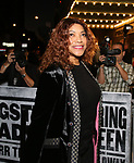 Grace Hightower attending the opening night performance for 'Springsteen on Broadway' at The Walter Kerr Theatre on October 12, 2017 in New York City.