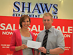 Shaws Irish Ferries Promotion