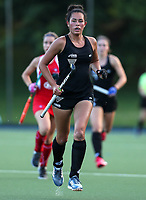 Kaitlin Cotter. Blacksticks Women's training game v Chile ahead of the 2019 FIH International Pro League Tournament, Grammar Hockey Turf, Auckland, New Zealand. Monday 17  December 2018. Photo: Simon Watts/Hockey NZ