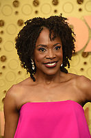 LOS ANGELES - SEP 22:  Charlayne Woodard at the Primetime Emmy Awards - Arrivals at the Microsoft Theater on September 22, 2019 in Los Angeles, CA