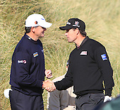 2012 Alfred Dunhill Links Championships Round two