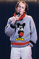 undated File photo, circa 1986<br /> French singer Didier Barbelivien<br /> Photo :  Images Distribution