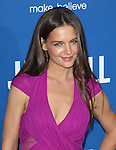 Katie Holmes at The Columbia Pictures' World Premiere of JACK AND JILL at Mann Village Theatre in West Hollywood, California on November 06,2011                                                                               © 2011 Hollywood Press Agency