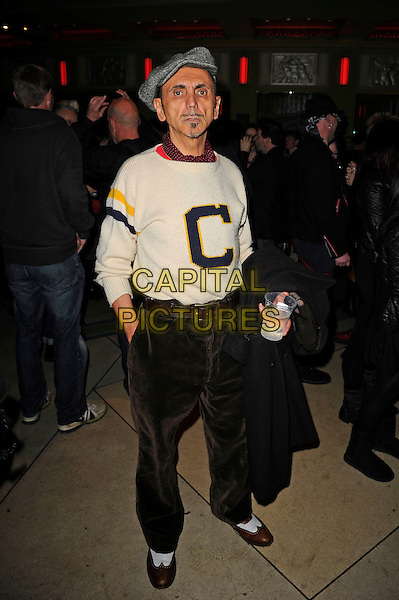 LONDON, ENGLAND - April 19: Kevin Rowland attends Adam Ant concert  at the Eventim Apollo on April 19, 2014 in London, England