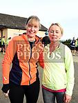 Eileen Martin and Bernie Morris who took part in the Annagassan 10K. Photo:Colin Bell/pressphotos.ie