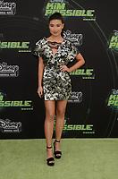 "Erika Tham<br /> at the ""Kim Possible"" Premiere, TV Academy, North Hollywood, CA 02-12-19<br /> David Edwards/DailyCeleb.com 818-249-4998"