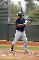 Bobby Bradley - Cleveland Indians 2016 spring training (Bill Mitchell)