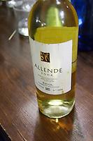 Allende 2004 rioja Restaurant La Garrocha Valladolid spain castile and leon