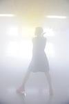 DES AVEUGLES<br /> <br /> Texte : Maurice Maeterlinck<br /> Adaptation et mise en sc&egrave;ne : Clyde Chabot<br /> Cr&eacute;ation sonore : Micha&euml;l Gr&eacute;bil et S&eacute;bastien Rouiller<br /> Danse : Malika Djardi<br /> Lumi&egrave;res : Marie-H&eacute;l&egrave;ne Pinon<br /> Sc&eacute;nographie : Anne-Sophie Turion<br /> au 6b &agrave; St Denis le 03/2015<br /> Le 02/03/2015