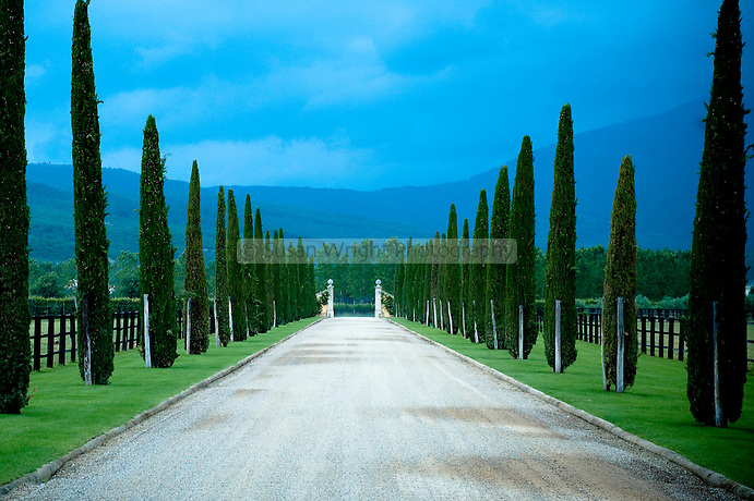 Il Borro, Ferragamo estate, Chianti, Tuscany, Italy