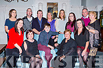 Aoife O'Reilly. Woodlawn Road, Killarney, who celebrated her 40th birthday with her family front row l-r: Deirdre Power. Aoife O'Reilly. Jack O'Reilly, Anne O'Reilly, Niamh Raleigh. Back row: Maria Brosnan, Micheal O'Reilly, John Joy, Criona reilly, Rachel Collins, Michael O'Reilly and Mary Raleigh