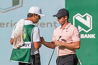 Rory McIlroy (NIR) during the first round at the Nedbank Golf Challenge hosted by Gary Player,  Gary Player country Club, Sun City, Rustenburg, South Africa. 08/11/2018Picture: Golffile | Heinrich Helmbold<br /> <br /> <br /> All photo usage must carry mandatory copyright credit (&copy; Golffile | Heinrich Helmbold)