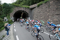 &quot;Look! Lot's of cyclists&quot;<br /> <br /> stage 16: Bressanone/Brixen - Andalo 132km<br /> 99th Giro d'Italia 2016