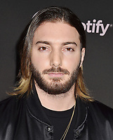 LOS ANGELES, CA - FEBRUARY 07: Alesso attends Spotify's Best New Artist Party at the Hammer Museum on February 07, 2019 in Los Angeles, California.<br /> CAP/ROT/TM<br /> ©TM/ROT/Capital Pictures