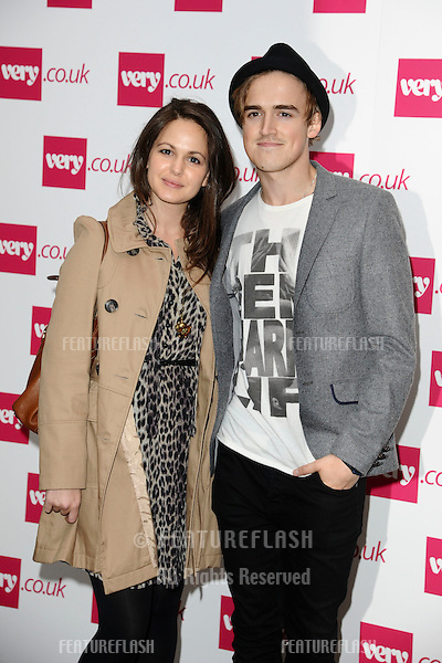 pop group McFly.arrives at the Fearne Cotton's Spring Summer 2012 range show for Very.co.uk, London.19/09/2011  Picture by Steve Vas/Featureflash