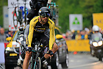 Paul Martens (GER) Lotto NL-Jumbo in action during Stage 1, a 14km individual time trial around Dusseldorf, of the 104th edition of the Tour de France 2017, Dusseldorf, Germany. 1st July 2017.<br /> Picture: Eoin Clarke | Cyclefile<br /> <br /> <br /> All photos usage must carry mandatory copyright credit (&copy; Cyclefile | Eoin Clarke)