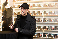EXCLUSIF : Lo&iuml;c Nottet d&eacute;dicace son album &quot; Selfocracy &quot; &agrave; la Fnac Toison D'or &agrave; Bruxelles.<br /> Belgique, Bruxelles, 1er avril 2017.<br /> EXCLUSIVE : Belgian singer Lo&iuml;c Nottet signs his new album ' Selfocracy ' at the Fnac Toison D'or in Brussels.<br /> Belgium, Brussels, April 1st , 2017