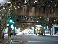 El Tracks, Chicago