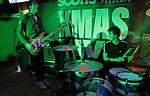 The Sherlocks perform at Maida Vale for Scotts Menswear, Sheffield, United Kingdom, 17th October 2019. Photo by Glenn Ashley.