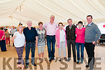 Dan Paddy Andy Festival: attending the Marquee dancing as part of the  Dan Paddy Andy festival in Lyrecrompane on Sunday last were Eileen O'Mahony, Killarney, Jimmy Horgan, Listowel, Mary Fealey, Banemore, Leonard Meskell, Askeaton, Christy & Betty Moynihan, Ballydesmond  & John & Mary O'Callaghan, Knocknagoshel.