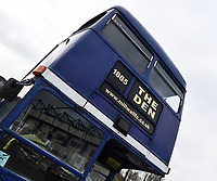 Preston Football Club bus<br /> <br /> Photographer Jon Hobley/CameraSport<br /> <br /> The EFL Sky Bet Championship - Millwall v Preston North End - Saturday 13th January 2018 - The Den - London<br /> <br /> World Copyright &copy; 2018 CameraSport. All rights reserved. 43 Linden Ave. Countesthorpe. Leicester. England. LE8 5PG - Tel: +44 (0) 116 277 4147 - admin@camerasport.com - www.camerasport.com