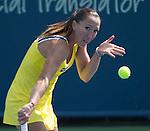 Jelena Jankovic (SRB) defeats Sloane Stephens (USA) 7-6, 6-4