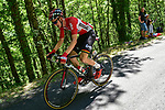 Tim Wellens (BEL) Lotto-Soudal climbing during Stage 15 of the 104th edition of the Tour de France 2017, running 189.5km from Laissac-Severac l'Eglise to Le Puy-en-Velay, France. 16th July 2017.<br /> Picture: ASO/Pauline Ballet   Cyclefile<br /> <br /> <br /> All photos usage must carry mandatory copyright credit (&copy; Cyclefile   ASO/Pauline Ballet)