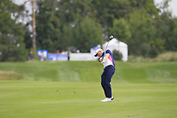 Simon Dyson (ENG) on the 10th after loosing his ball during Round 4 of the D+D Real Czech Masters at the Albatross Golf Resort, Prague, Czech Rep. 03/09/2017<br /> Picture: Golffile | Thos Caffrey<br /> <br /> <br /> All photo usage must carry mandatory copyright credit     (&copy; Golffile | Thos Caffrey)
