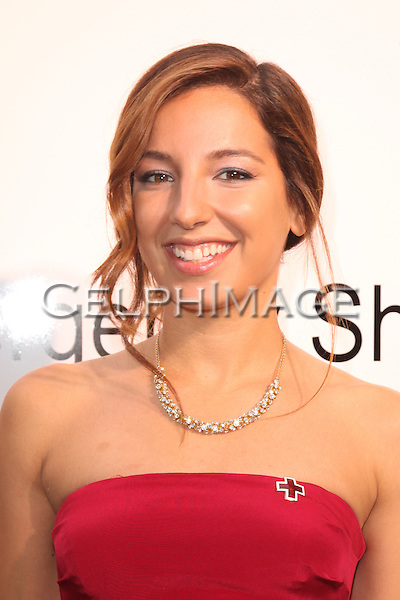 "VANESSA LENGIES. Red carpet arrivals to the annual ""Red Tie Affair,"" benefitting the American Red Cross of Santa Monica, and honoring the humanitarian spirit of those who have shown courage, unselfish character and whose work has saved lives. At the Fairmont Miramar. Santa Monica, CA, USA. April 17, 2010."