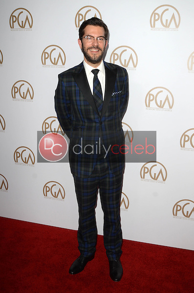 Peter Hunt<br /> at the 2017 Producers Guild Awards, Beverly Hilton Hotel, Beverly Hills, CA 01-28-17<br /> David Edwards/DailyCeleb.com 818-249-4998