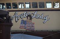 Arctic Lady, Kodiak Island, Alaska, US