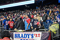 New England Patriots v New York Giants, October 10, 2019