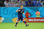 Maya Yoshida (JPN), <br /> JUNE 14, 2014 - Football /Soccer : <br /> 2014 FIFA World Cup Brazil <br /> Group Match -Group C- <br /> between Cote d'Ivoire 2-1 Japan <br /> at Arena Pernambuco, Recife, Brazil. <br /> (Photo by YUTAKA/AFLO SPORT) [1040]