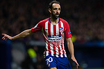 Juanfran Torres of Atletico de Madrid during the match between Atletico de Madrid and Borussia Dortmund of UEFA Champions League 2018-2019, group A, date 4 played at the Wanda Metropolitano Stadium. Madrid, Spain, 6 NOV 2018.