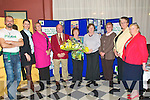 Mental Health Awareness : Attending a seminar to mark the end of the Mental Health Awareness Campaign at the Listowel Arms Hotel on Friday night were Liam Brennan, Julia Mulvihill, Valerie Collins, Mayor of Kerry, Cllr. Pat Leahy & his wife Mary, Anne Enright, Kitty McElligott, Cllr. Marie Gorman & Bernie Keane.