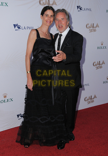 27 September 2016 - Los Angeles, California. Don Johnson. Los Angeles Philharmonic 2016/17 Opening Night Gala: Gershwin And The Jazz Age held at The Walt Disney Concert Hall. <br /> CAP/ADM/BT<br /> &copy;BT/ADM/Capital Pictures