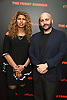 Producer sBrenda Gilbert and Aaron Gilbert attends the New York Premiere of &quot;The Front Runner&quot; on October 30, 2018 at MOMA in New York, New York, USA.<br /> <br /> photo by Robin Platzer/Twin Images<br />  <br /> phone number 212-935-0770