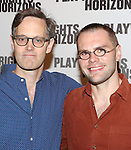Davis McCallum and Samuel D. Hunter attends the 'Pocatello' Meet & Greet at Playwrights Horizons on October 21, 2014 in New York City.