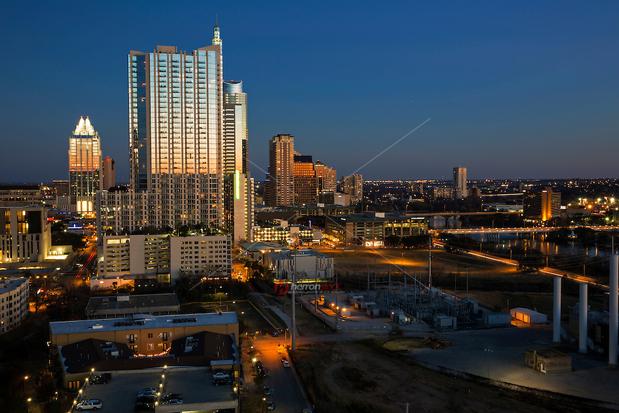 Austin, Texas proudly boast the best downtown Skyline in Texas and greatest real-estate market boom in Texas.