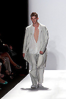 Mercedes Benz Fashion Week NY/ Spring 2012