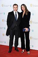 Taron Egerton<br /> BAFTA Film Awards 2020 nominees party, Kensington Palace, London.<br /> <br /> ©Ash Knotek  D3553 01/02/2020