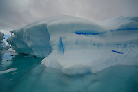Ice IX - Fantasical ice at Planeau Island