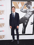 Matt Bomer<br /> <br /> <br />  attends The Warner Bros. Pictures' L.A. Premiere of Magic Mike XXL held at The TCL Chinese Theatre  in Hollywood, California on June 25,2015                                                                               © 2015 Hollywood Press Agency